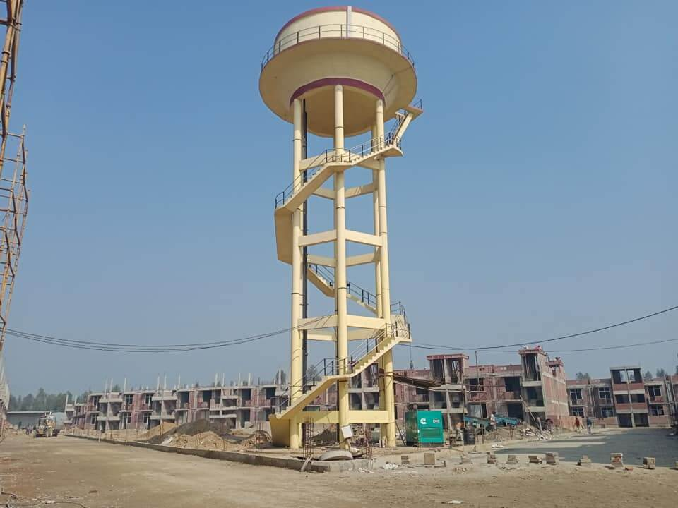 Jeevan sukh bareilly phase 1 over head tank